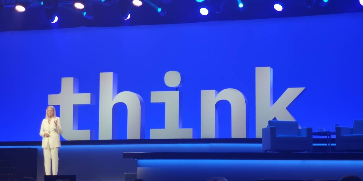 CEO de IBM anunció Watson Anywhere en Think 2019