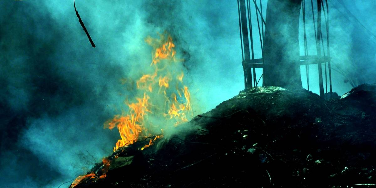 Otro incendio causa heridos un club brasileño