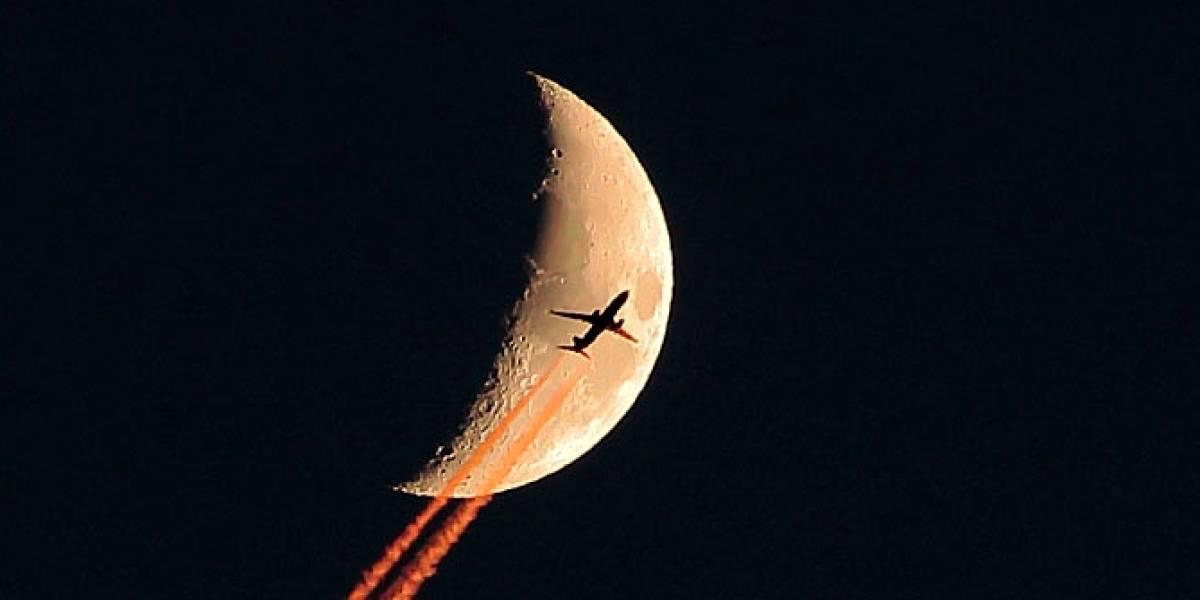 NASA selecciona imagen con una increíble perspectiva de la Luna y explica su significado