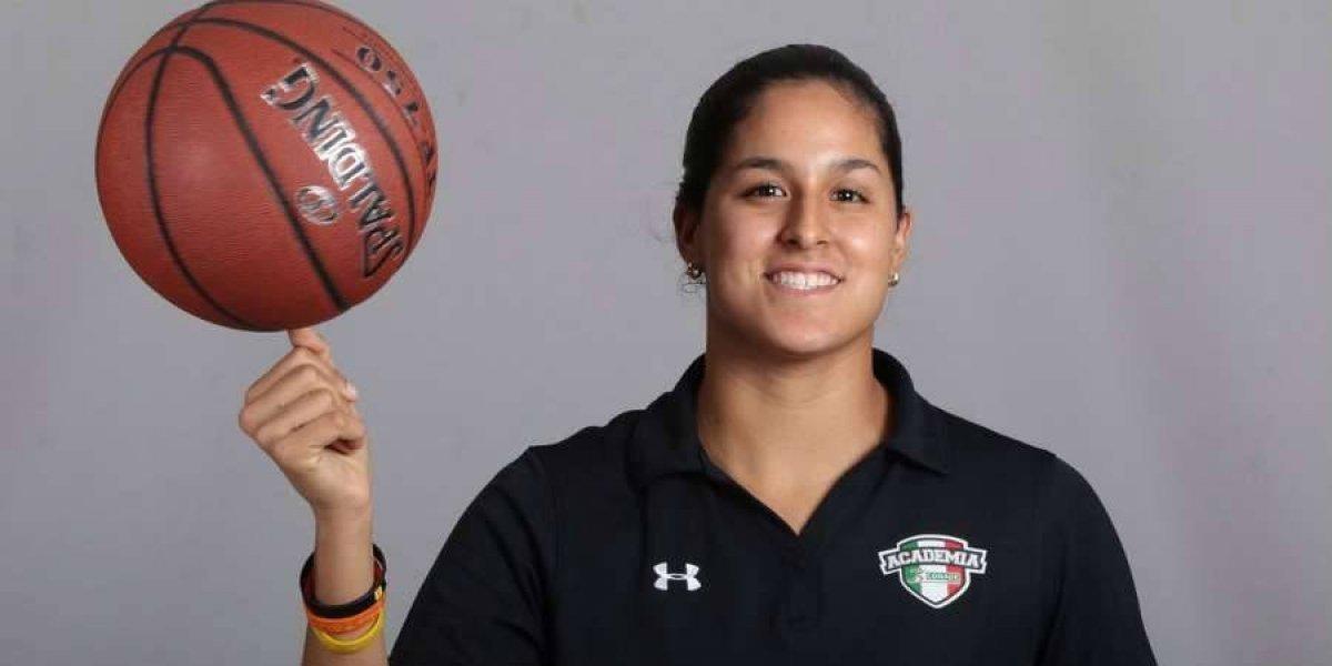 Basquetbolista Mariana Valenzuela será parte del BWB durante All Star Game