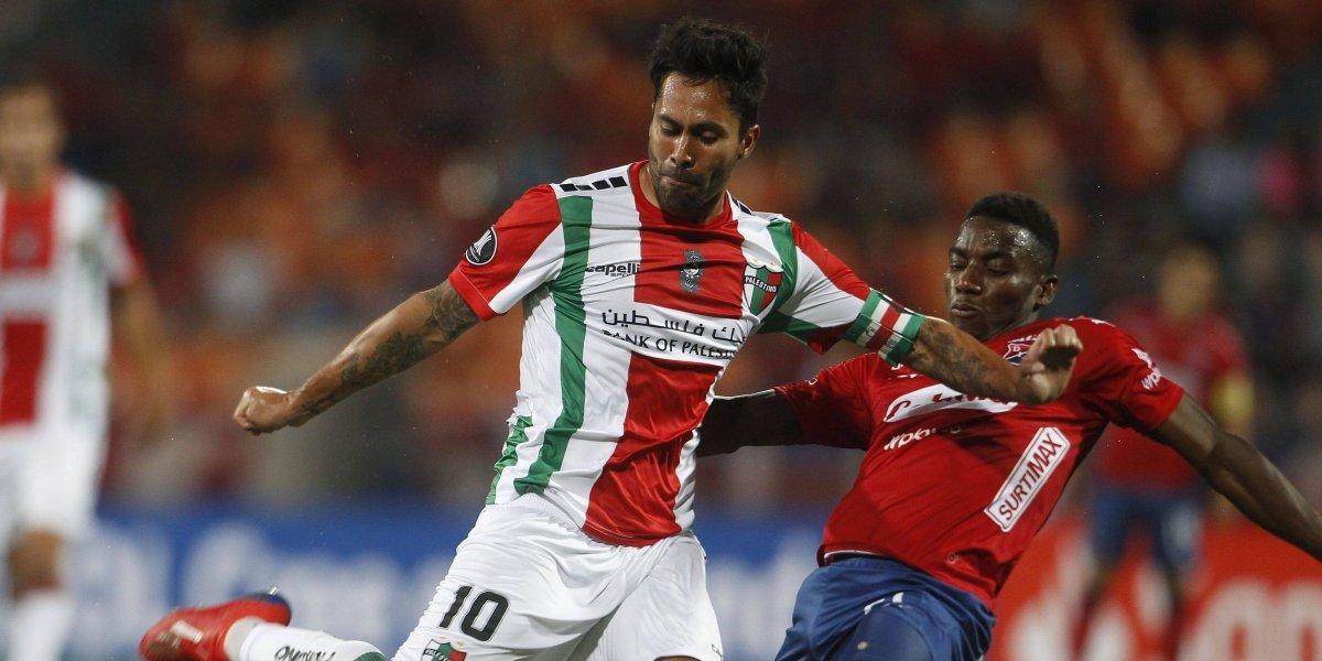 ¡'InDIMno'! Palestino echó al Poderoso de la Copa Libertadores