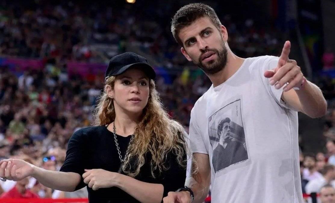 Shakira está celosa por esta ex de Piqué