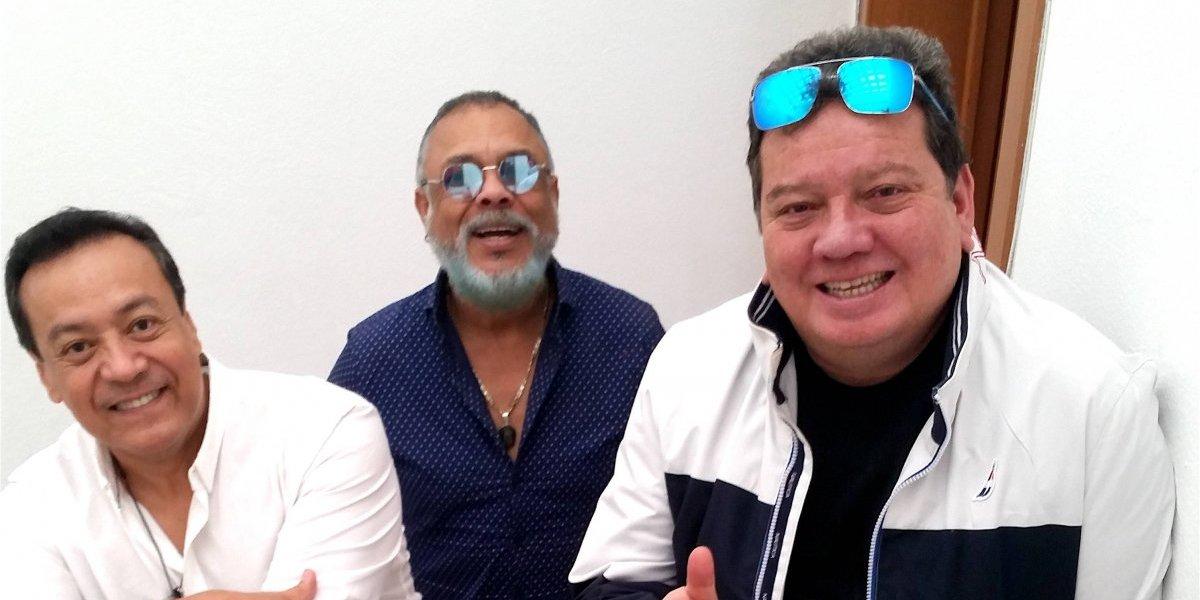 """Pancho, Coque y Carlos confiesan que en su carrera """"sufren mucho, pero disfrutan mucho"""""""