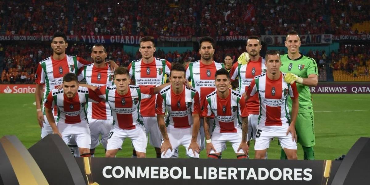 Así vivimos la hazaña de Palestino que eliminó al DIM en la Copa Libertadores