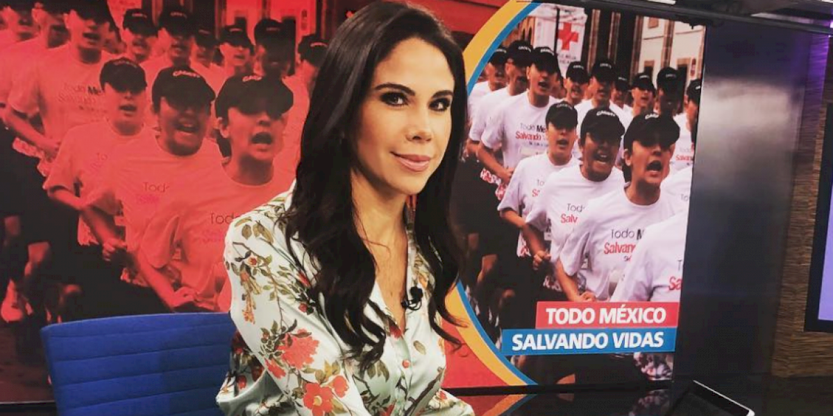 VIDEO: Paola Rojas se burla de Zague en pleno programa