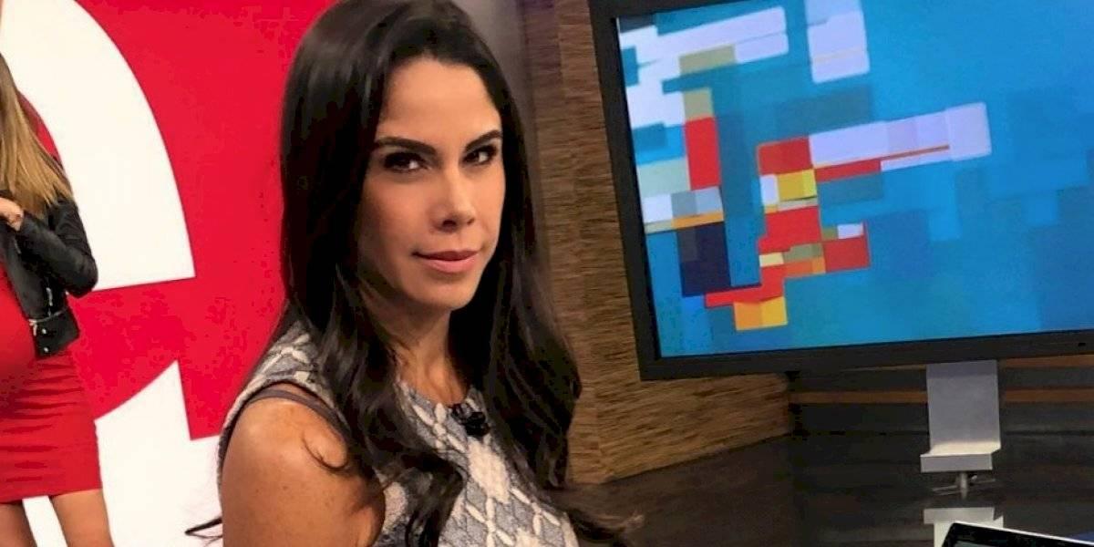 Paola Rojas rompe en llanto al recordar