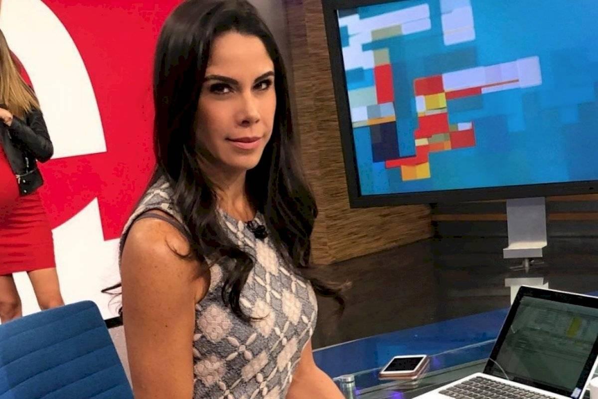 Paola Rojas Tras Video De Zague La Periodista Revela Que No Cree En El Matrimonio Publimetro Mexico