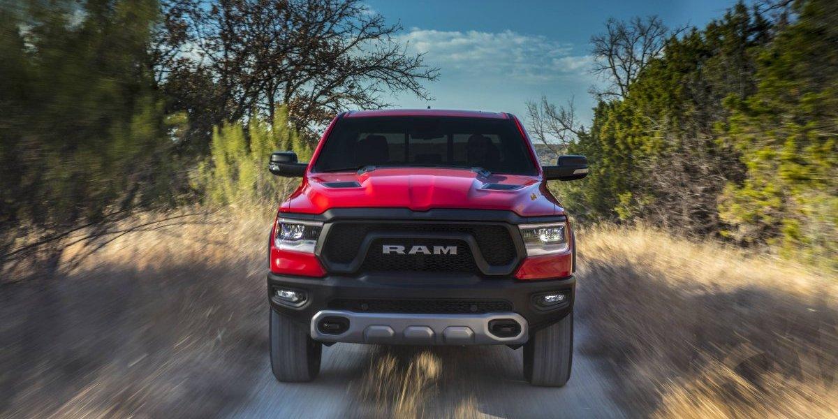 Estrenan nueva puerta trasera multifuncional en la Ram 1500