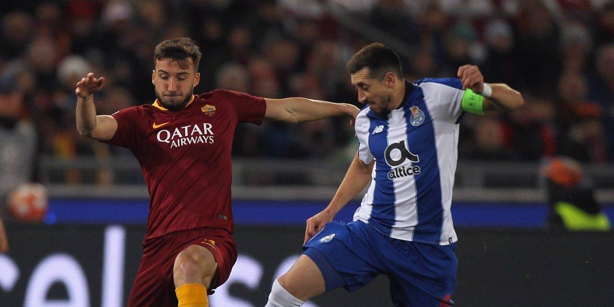 ¡El nuevo Totti! Nicolo Zaniolo le dio el triunfo a la Roma ante el Porto