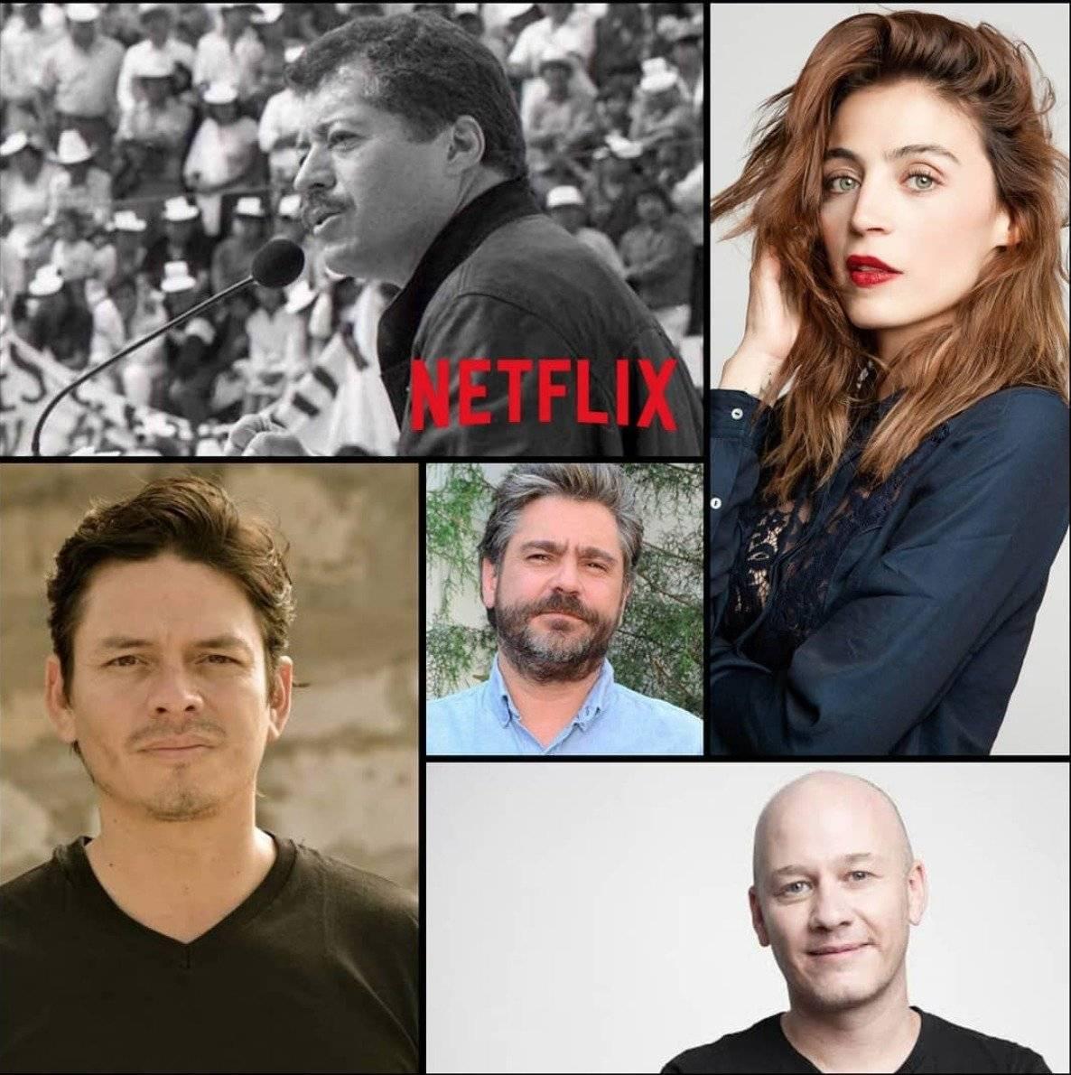 Colosio Netflix