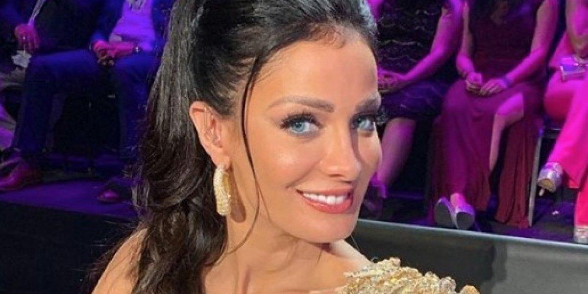 Dayanara Torres aparece en las redes tras romper su compromiso con D'Esposito