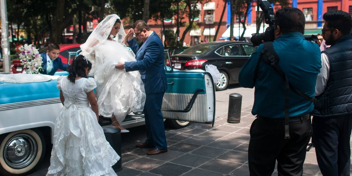 28 de cada 100 matrimonios termina en divorcio: Inegi