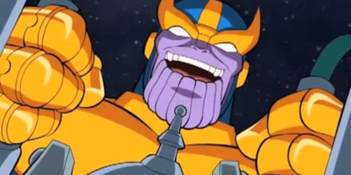 Actores confirman una teoría de Avengers que involucra a las series Netflix