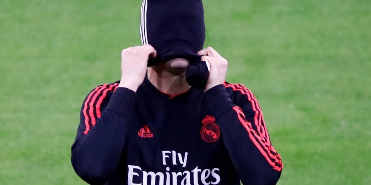 Jogador do Real Madrid promete perder peso para voltar ao time titular