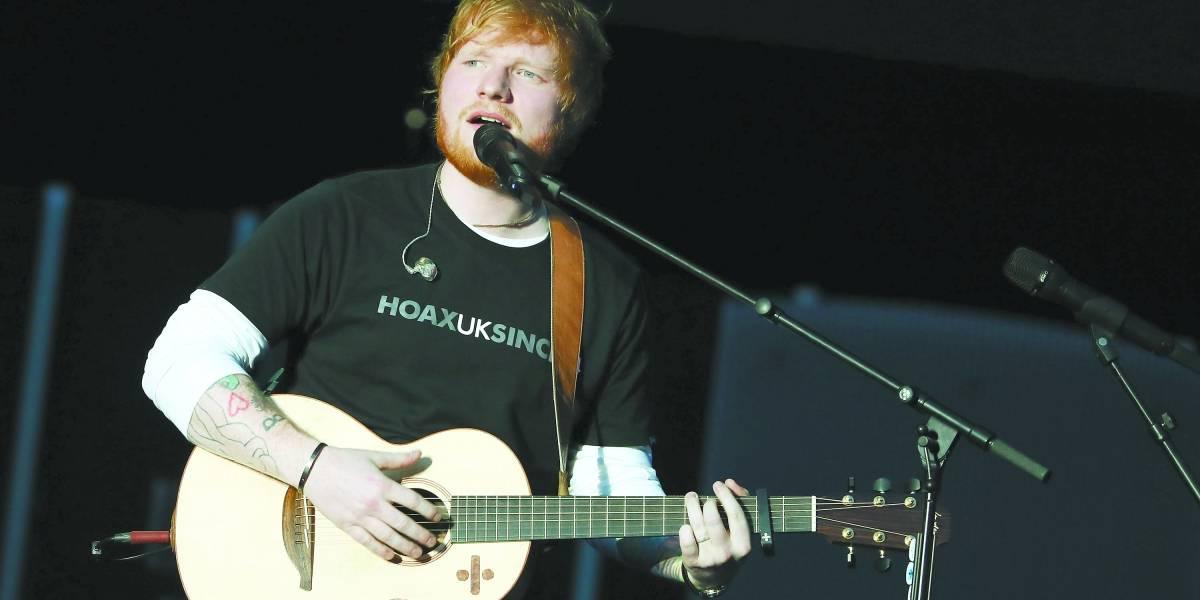 Ed Sheeran reprisa no Brasil o show da turnê '÷ (Divide)', maior sucesso comercial de 2018