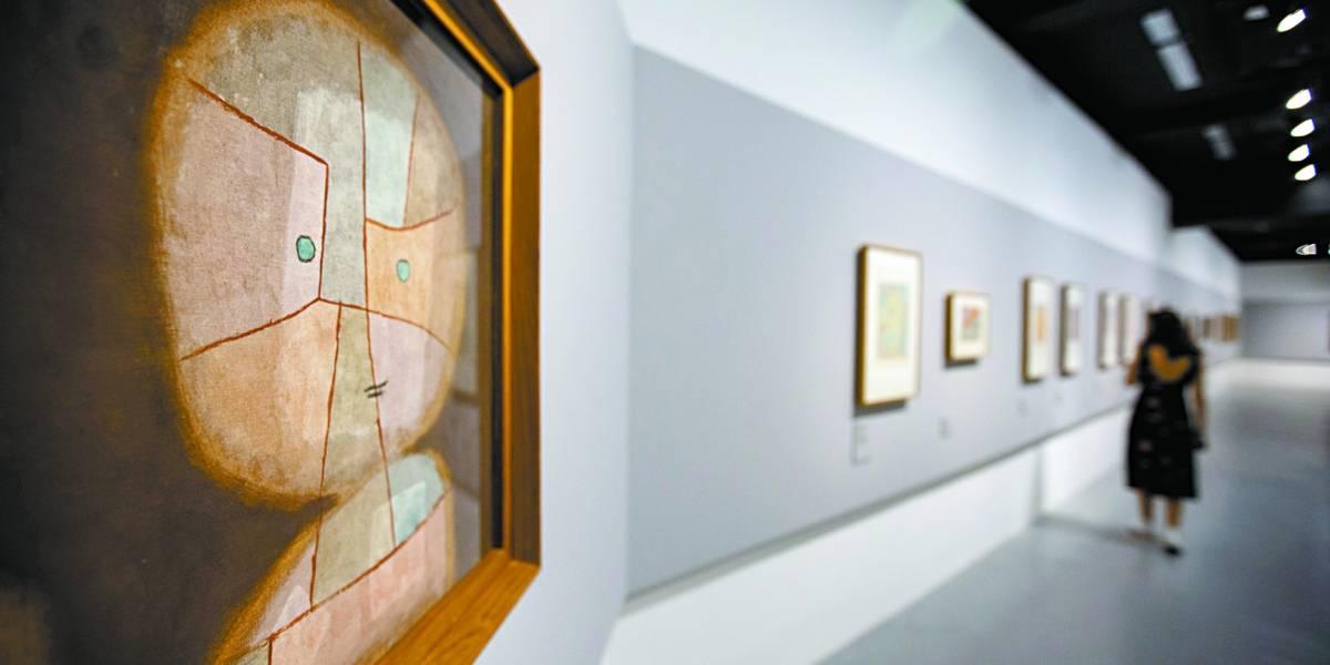 Mostra no CCBB destaca modernismo plural do artista Paul Klee