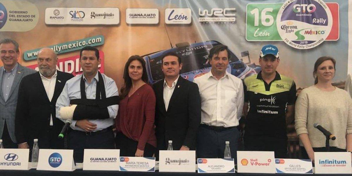 Rally de Guanajuato espera cerca de 600 mil espectadores
