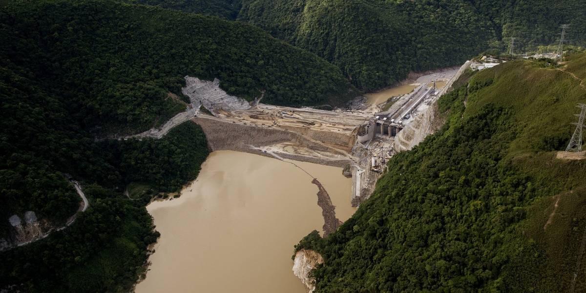 Colombianos ponen en duda foto del interior de la presa de Hidroituango y la acusan de ser una imagen hecha por computadora
