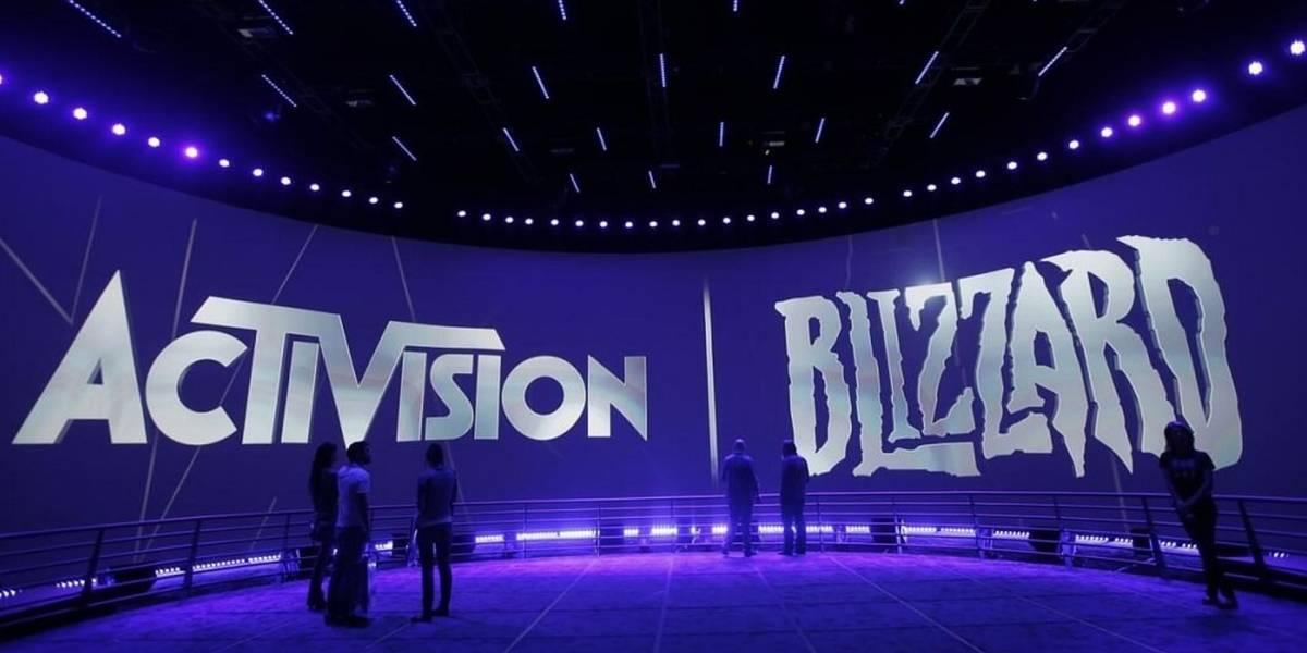 Activision Blizzard comenzó con los despidos masivos de sus trabajadores