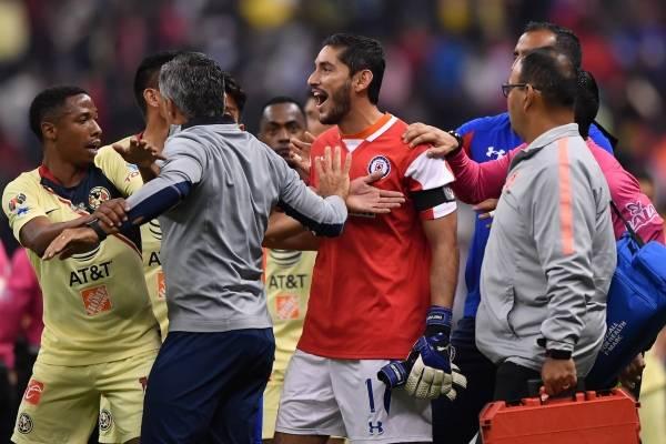 d82b346c68c Jesús Corona pide a la afición de Cruz Azul olvidar la final ante América