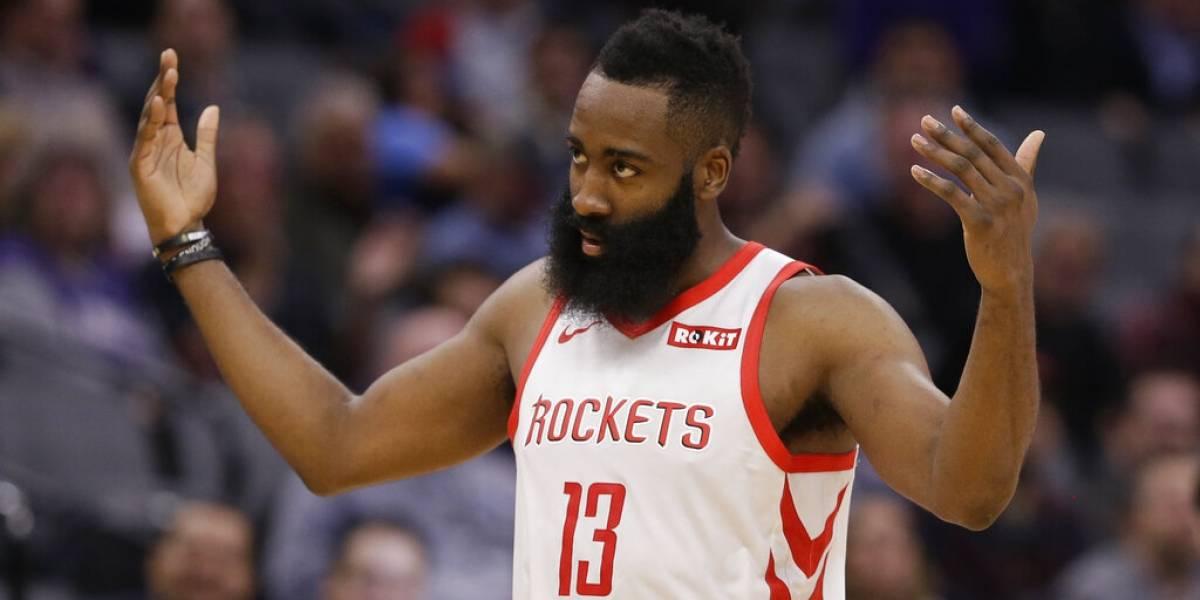 Tiros de tres son el arma perfecta de la NBA