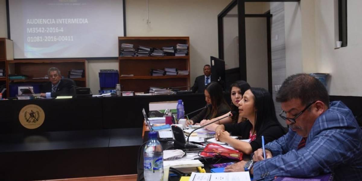 CICIG reanuda actividades judiciales