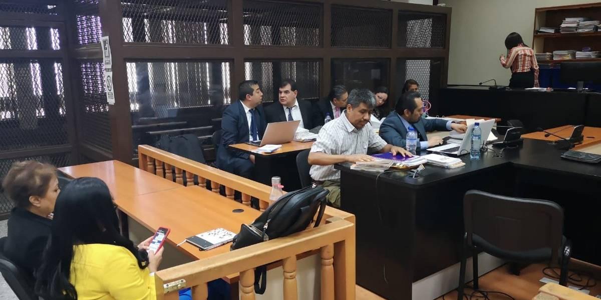Defensa de exfiscal intenta dejar a la CICIG fuera del caso Manipulación de Justicia
