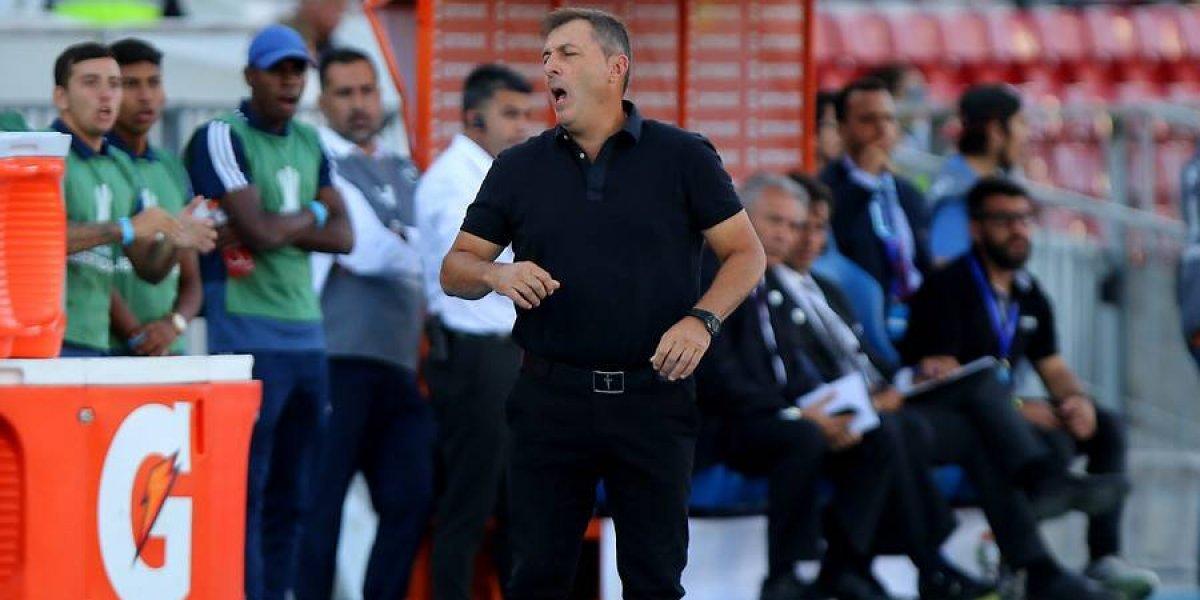 """Kudelka y el fracaso de la U en la Libertadores: """"Hay que ver qué fuerzas tenemos entre todos para reconstruir este barco"""""""