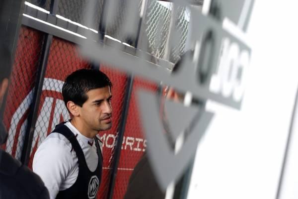 El defensor se anticipó al debut oficial de Mario Salas en Colo Colo /Imagen: Agencia UNO