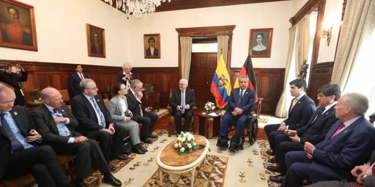 Ecuador pide a Alemania colaboración para obtener exención de visa Schengen