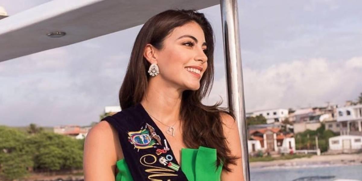 Miss Ecuador: Virginia Limongi muestra imágenes de su viaje a Galápagos