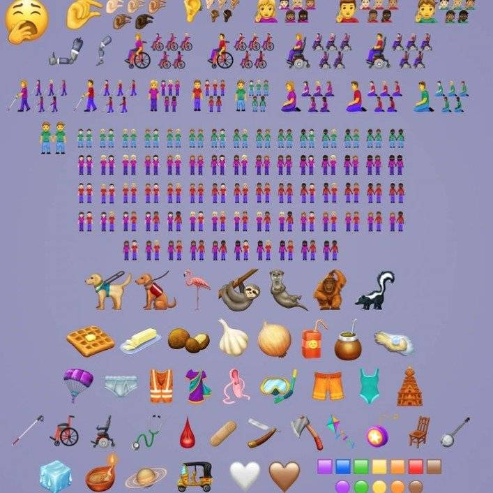 Nuevos emojis de WatsApp