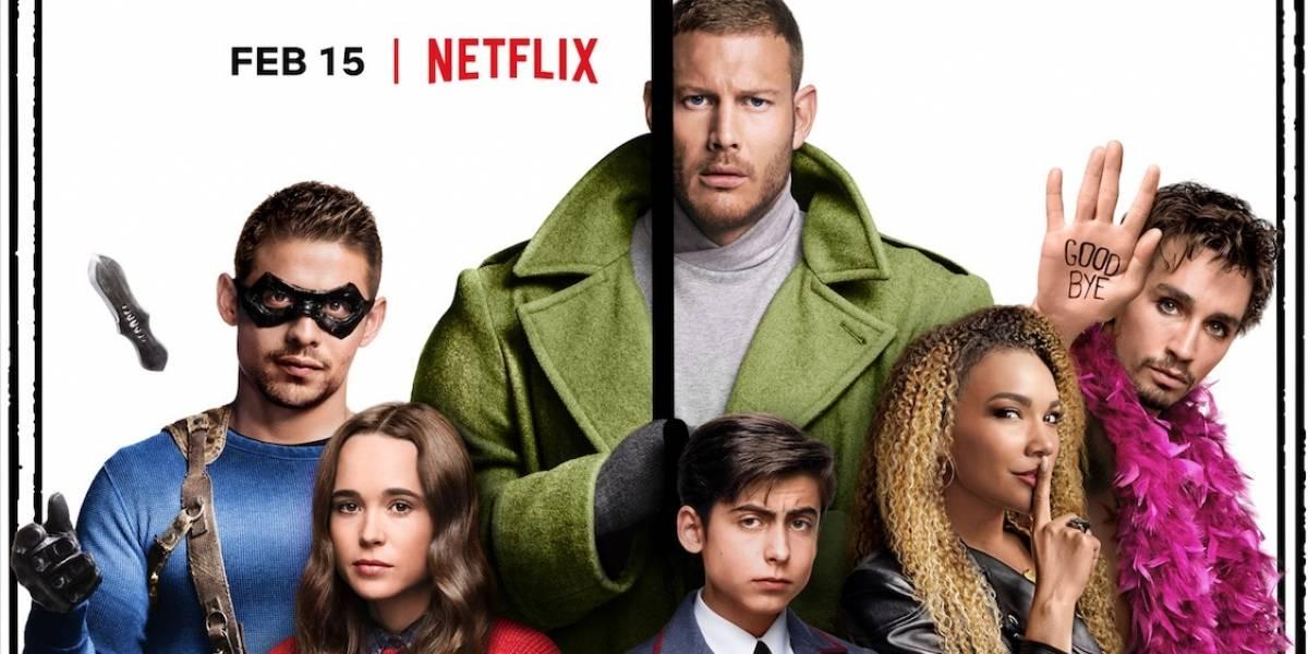 Unos superhéroes inadaptados y rebeldes llegarán a Netflix
