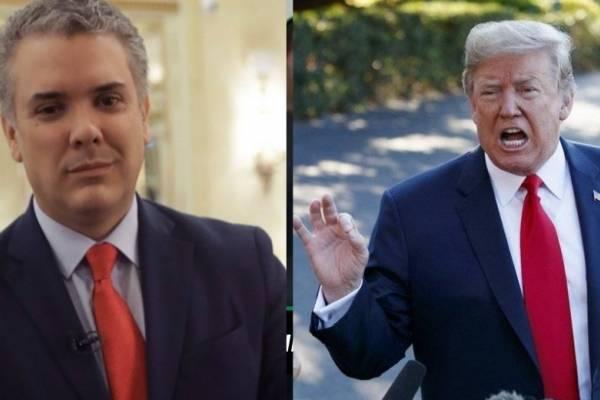 Duque /Trump