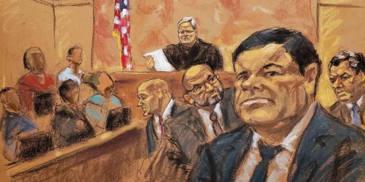 El Chapo sí cometió todos los delitos que se le imputan: Juez