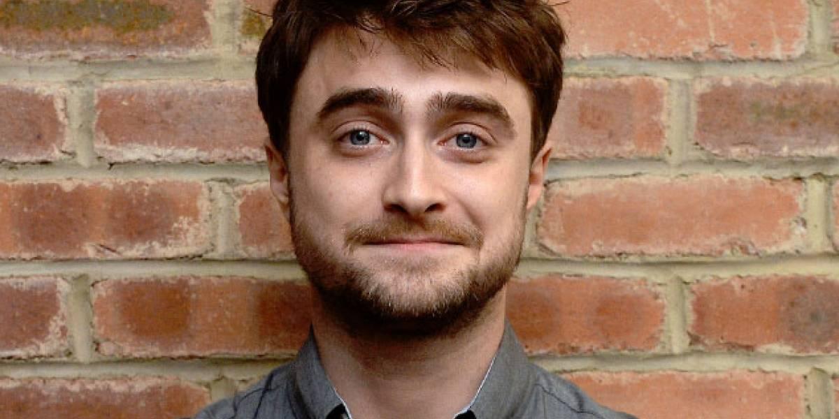 """¿Será?: Daniel Radcliffe dio su opinión respecto a un posible remake de """"Harry Potter"""""""