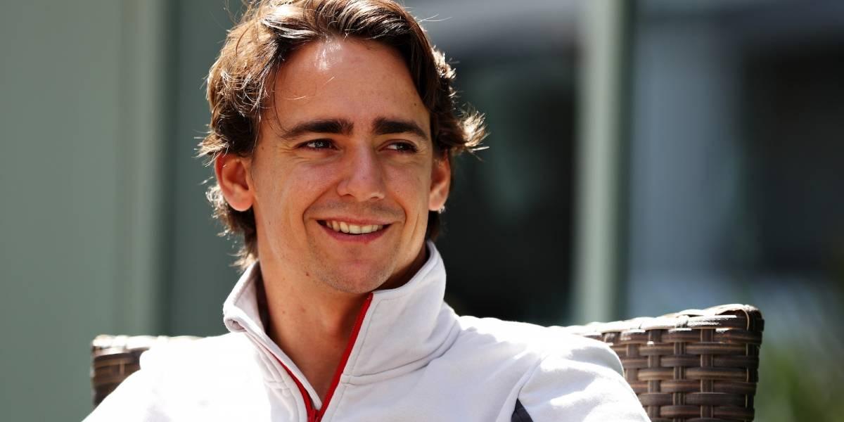 Mexicano Esteban Gutiérrez será piloto de Mercedes en F1