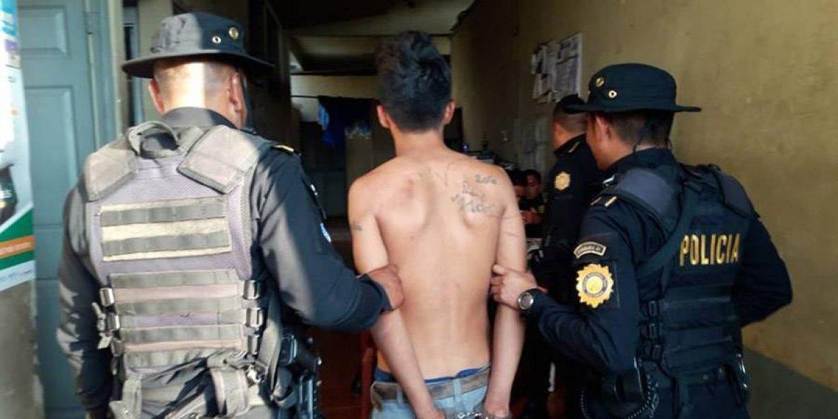 Extorsionistas son detenidos en Quetzaltenango y en zona 17 capitalina