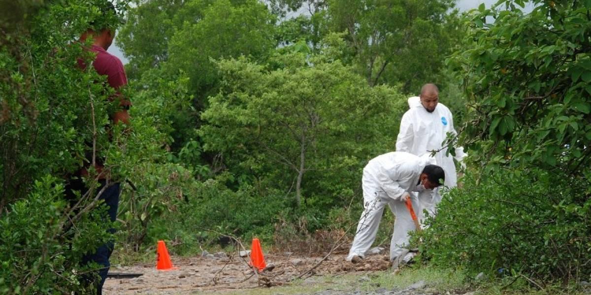 Localizan 69 cadáveres en fosas clandestinas en el oeste de México