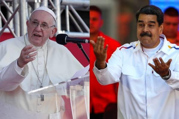 El papa Francisco señaló a Nicolás Maduro de incumplir acuerdos