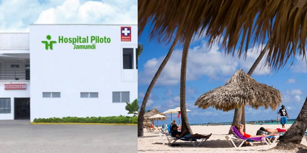 Empleados de Hospital en Jamundí habrían viajado a Punta Cana con dinero de dicho centro de salud