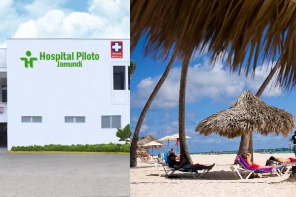 Empleados de Hospital en Jamundí habrían viajado a Punta Cana