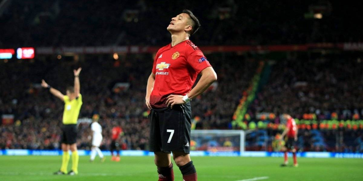 Manchester United está dispuesto a pagar una millonada para que Alexis no juegue por ellos