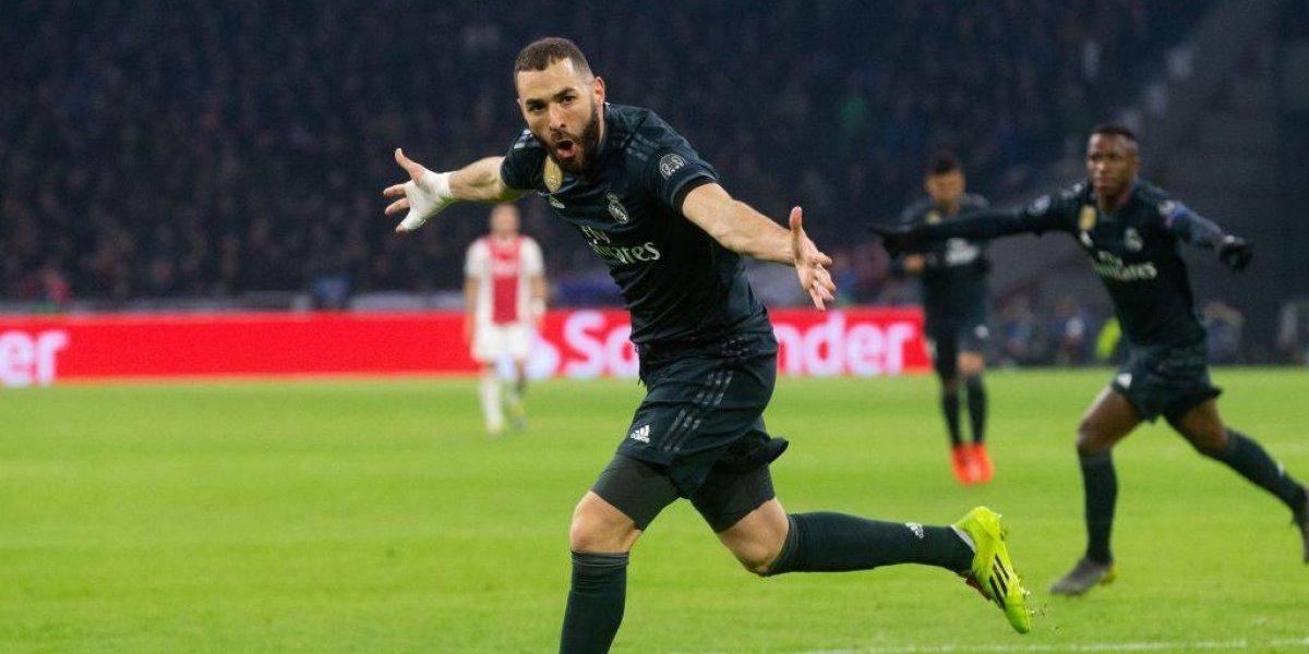 Con VAR protagonista: Real Madrid mostró oficio para llevarse un triunfo valioso ante Ajax en la Champions