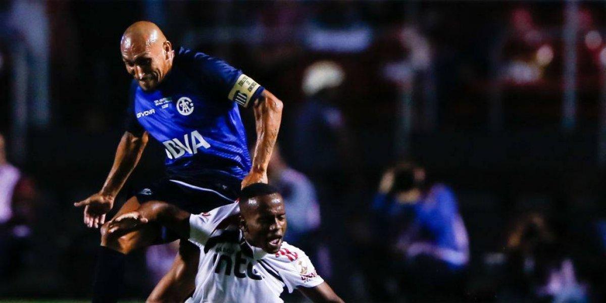 Talleres deja en el camino al poderoso Sao Paulo y será rival de Palestino en la Libertadores