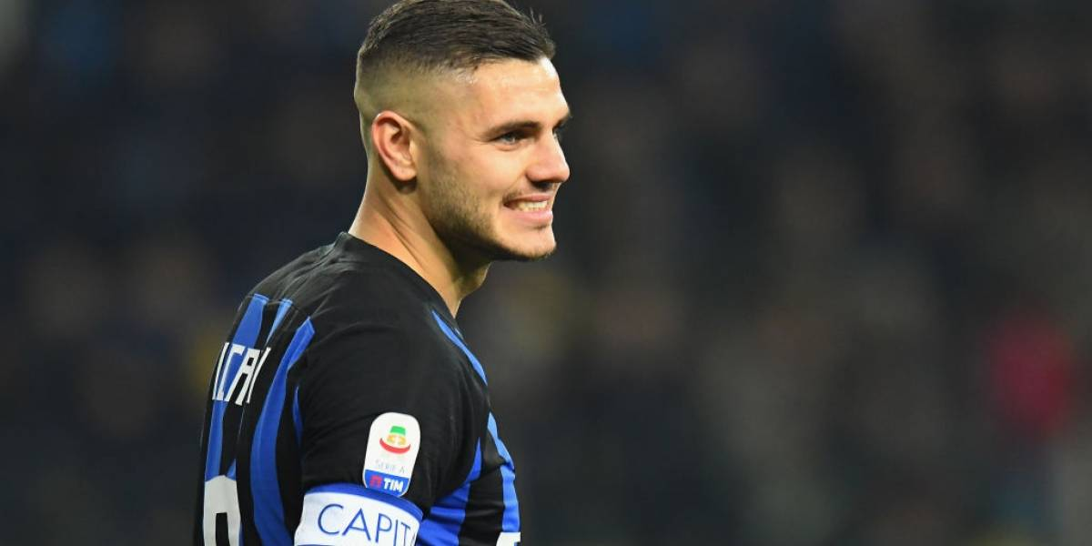Mauro Icardi demandó a Inter de Milán y exige la reintegración al equipo