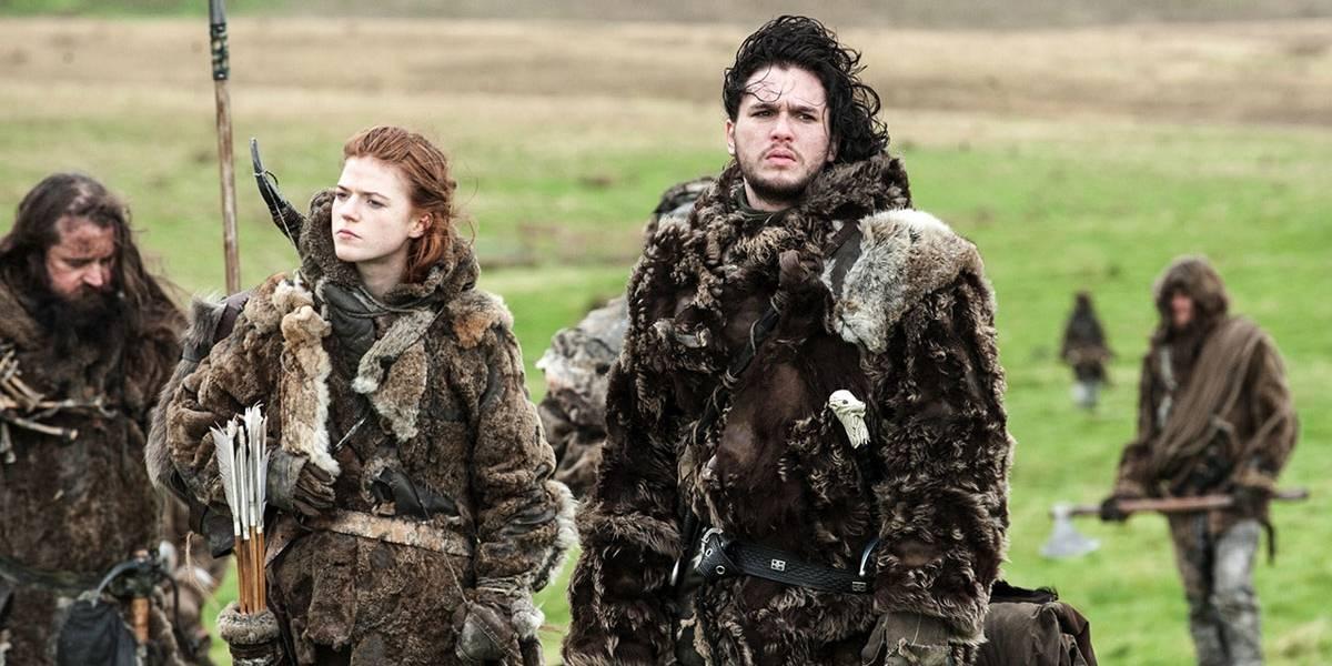 Game of Thrones: Spoiler causou tensão no casamento de Kit Harington e Rose Leslie; saiba quem falou demais