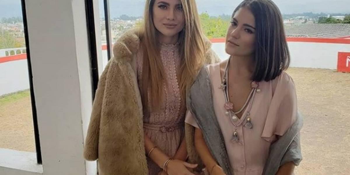 Fotos: La hermana de Constanza Báez se roba las miradas