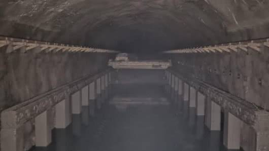 Colombianos ponen en duda foto del interior de la presa de Hidroituango y la acusan de ser un render