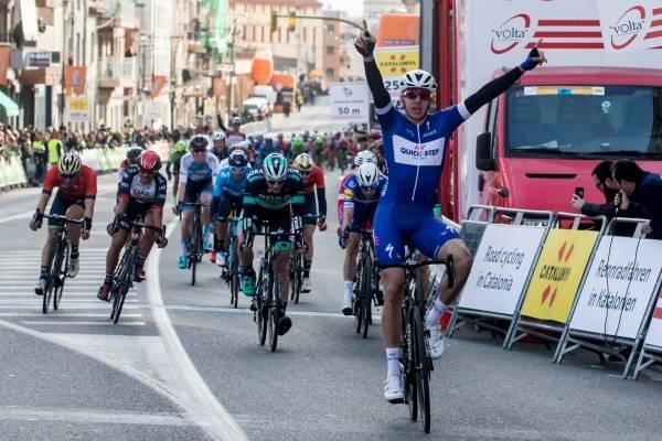 Clasificación de la etapa 2 del Tour Colombia 2.1